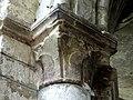 Gournay-en-Bray (76), collégiale St-Hildevert, chœur, 1ère grande arcade du sud, chapiteau côté est.jpg