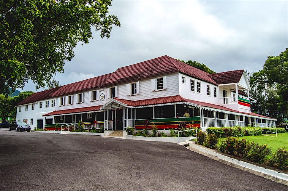 Government House, Basseterre