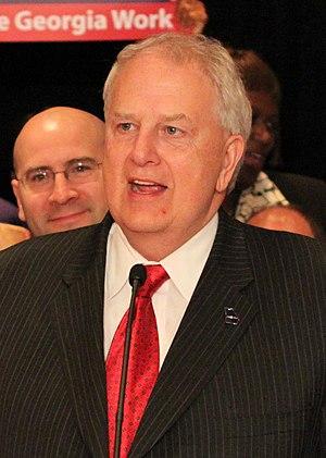 Georgia gubernatorial election, 2002 - Image: Governor Roy Barnes