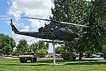 Gowen Field Military Heritage Museum, Gowen Field ANGB, Boise, Idaho 2018 (46775701572).jpg