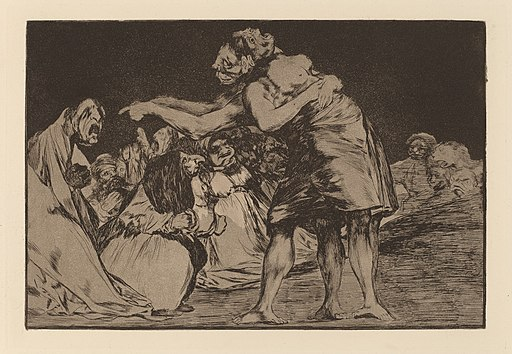 Goya - Disparate desordenado (Disorderly Folly)