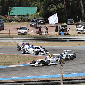Fórmula Academy Sudamericana - Gran Premio Coronación, final round of the 2016 Fórmula 4 Sudamericana