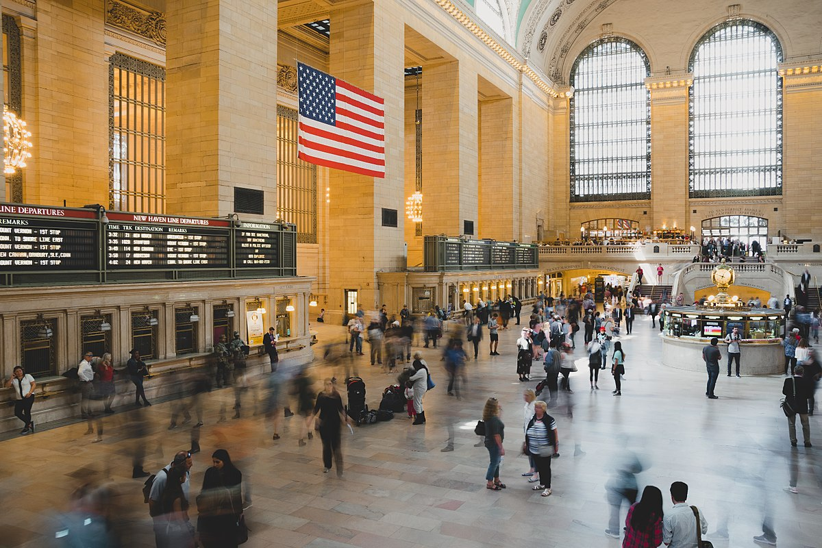 M4 Service Stations >> Grand Central Terminal - Wikipedia
