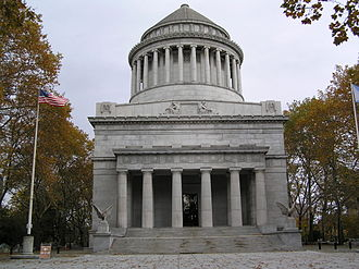 Upper Manhattan - Image: Grant's Tomb November 2013