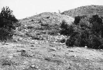 Grav 7 från sydväst. Paleoskoutella - SMVK - C01430.tif