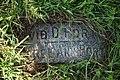 Grave of Admiral David Dixon Porter 02 - Arlington National Cemetery - 2012-05-19.jpg