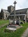 Great Bedwyn - War Memorial - geograph.org.uk - 1469478.jpg