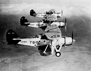 Great Lakes BG - BG-1s of VB-7