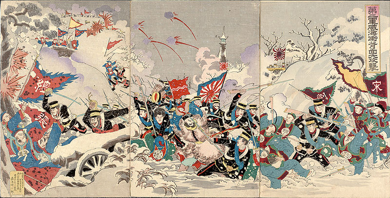 Great Rear Attack by Our Second Army at Weihaiwei.jpg