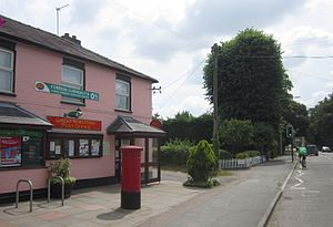 Great Shelford - Image: Great Shelford village centre