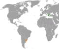 Greece Uruguay Locator.png