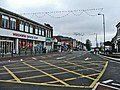 Green Lanes looking south from the traffic island at the Triangle - geograph.org.uk - 99259.jpg