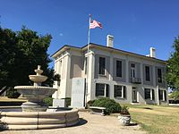 Greene County Courthouse in Eutaw, Ala