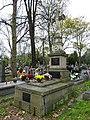 GrobowiecKarolaFreegego-CmentarzRakowicki-POL, Kraków.jpg
