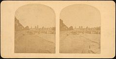 Group of 17 Early Calotype Stereograph Views - Pont Royal.jpg
