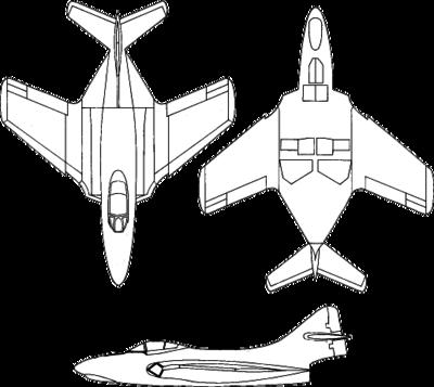 Grumman F 9 Cougar