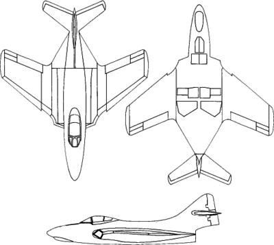 Jetlegend F9f Cougar Pnp Scale 158