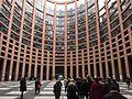 Gruppenführung durchs Europaparlament - panoramio.jpg