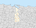 Guaynabo, Puerto Rico locator map numbered.png