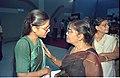 Guests - Dinosaurs Alive Exhibition - Science City - Calcutta 1995-06-15 139.JPG