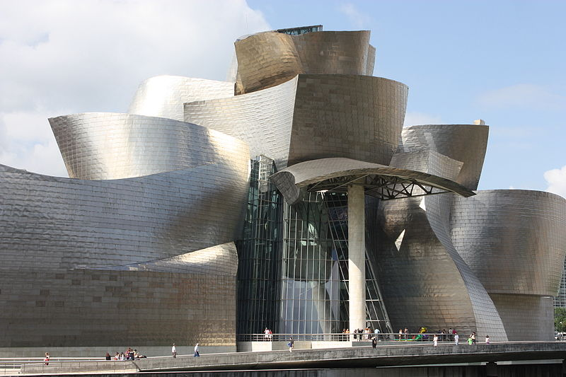 File:Guggenheim Museum, Bilbao, July 2010 (11).JPG - Wikimedia Commons