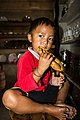 Gurung child eating gurung bread-2963.jpg