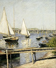 Gustave Caillebotte - Sailing Boats at Argenteuil - Google Art Project.jpg