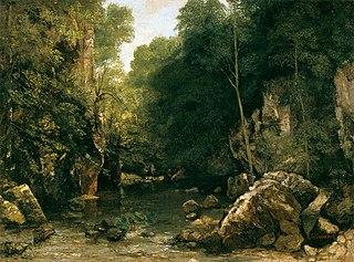 Le ruisseau noir