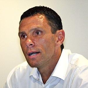 Gus Poyet - Poyet in 2010