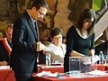 Hénin-Beaumont - Élection officielle de Steeve Briois comme maire de la commune le dimanche 30 mars 2014 (064).JPG