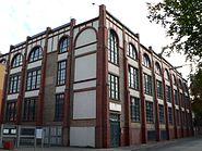 Höchster Porzellanmanufaktur Palleskestraße