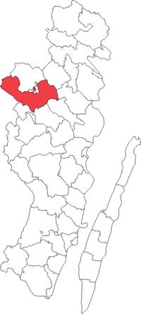Sevede landskommune i Kalmar amt