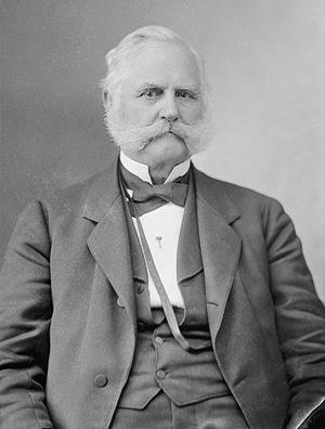 1880 Greenback National Convention - Representative Hendrick B. Wright of Pennsylvania