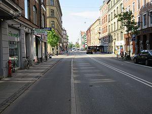 H. C. Ørsteds Vej - H. C. Ørstedsvej