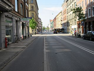 H. C. Ørsteds Vej