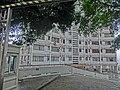 HK 北角半山 North Point Mid-Levels 雲景道 41 Cloud View Road 雲景大廈 Glen Circuit car bridge guard.JPG