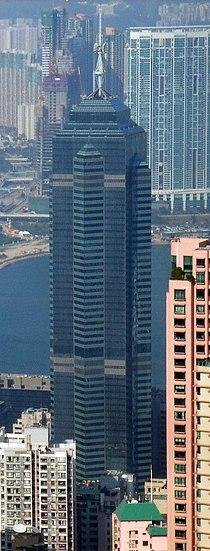 HK Peak The Center West Kln COSCO Tower.JPG