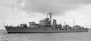 HMAS Tobruk (D37) - HMAS Tobruk
