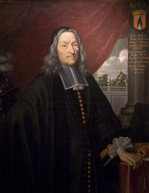 Sigmund von Erlach - Sigmund von Erlach as Schultheiss of Bern, 1694