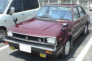 Honda Ballade - Image: HONDA BALLADE