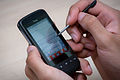 HTC Touch2 used with a stylus.jpg
