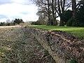 Ha-ha, Ettington Park Hotel - geograph.org.uk - 1775934.jpg