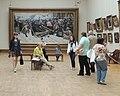 Hall N28 Tretyakov gallery - Surikov 03 by shakko.jpg