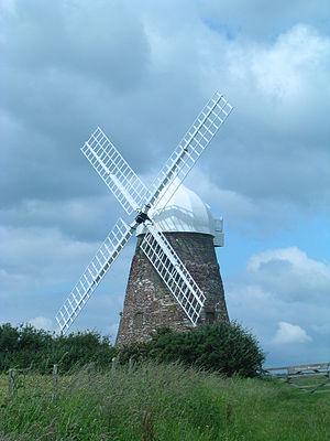 Halnaker - Image: Halnaker Windmill