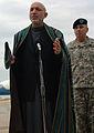 Hamid Karzai with John Abizaid at MacDill Air Force Base-3.jpg