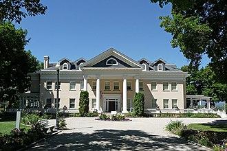 Hamilton, Montana - Daly Mansion in Hamilton