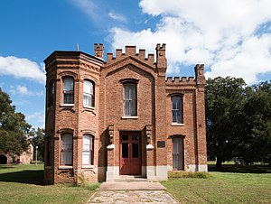 National Register of Historic Places listings in Robertson County, Texas - Image: Hammond House 1 (1 of 1)