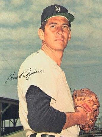 Hank Aguirre 1966