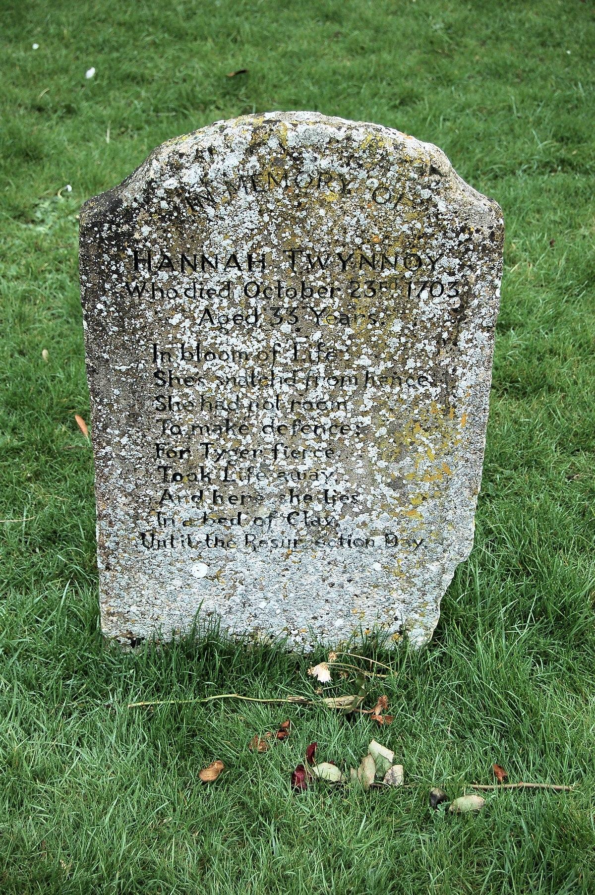 Hannah Twynnoy - Wikipedia
