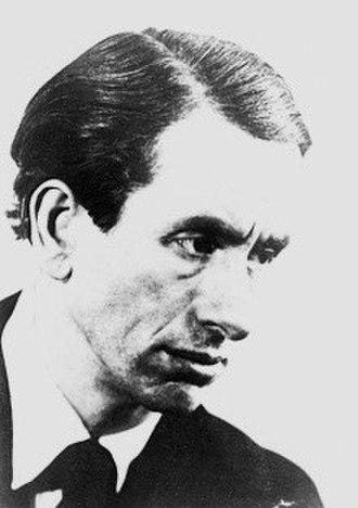 Hans Krása - Hans Krása (before 1935)